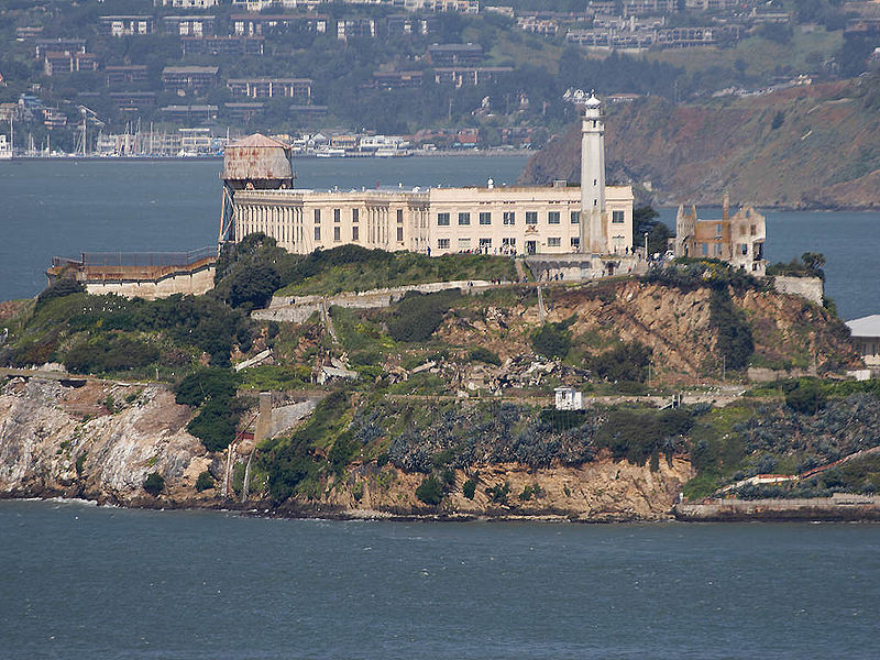 Escape from Alcatraz!