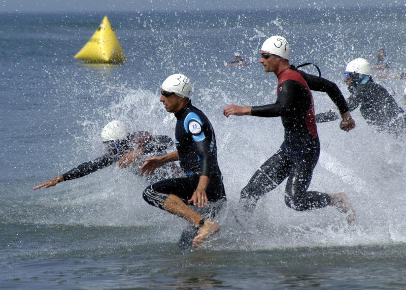 One Swim of Alcatraz Comin' Up!