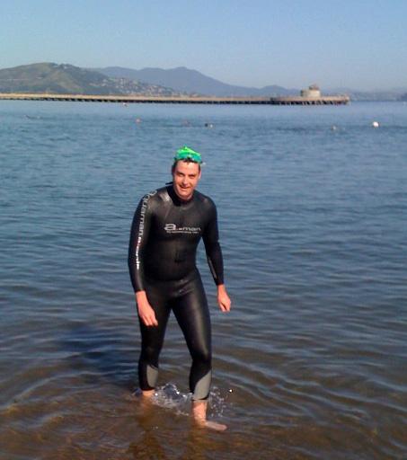 Success at Alcatraz!