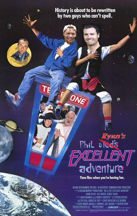 Phil and Ted's Adventist Adventure